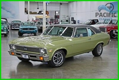 1971 Chevrolet Nova  1971 Chevrolet Nova 350 / 350 / PS / PB / SUPER CLEAN