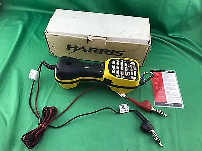 New Harris Ts 44 Deluxe Telephone Test Set