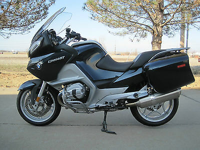 2012 BMW R-Series  2012 BMW R1200RT, ABS, R1200 RT, 22K Miles, Great Deal !!!