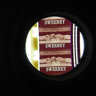 16mm Tv Show The Sweeney