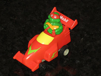 Mobil Teenage Mutant Ninja Turtles Raphael car TMNT 1990 Australia Promotional
