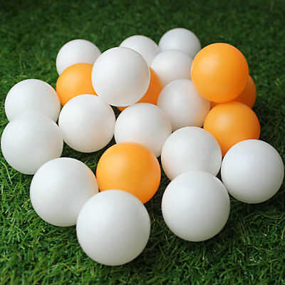 Lots 100 150x white orange 40mm ping pong table tennis for 100 table tennis balls