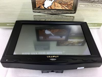 Lilliput 619AT 7 Inch LED HDMI Touch Screen Monitor