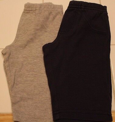 GUC Lot of 2 Carter's Baby Boys Cotton Pants Size: 3 Months