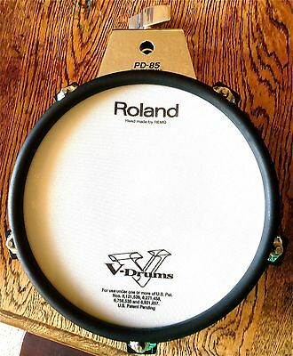 ROland PD-85R Electronic V Drum Dual Zone Mesh Head Dual Zones