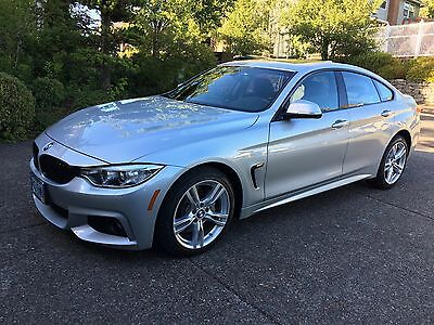 2017 BMW 4-Series Gran Coupe BMW 2017 430XIGC S xDrive & M Sports - Only 600 miles EXCELLENT OPPORTUNITY
