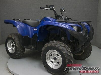 Yamaha YFM700 GRIZZLY 700  2008 Yamaha YFM700 GRIZZLY 700 Used