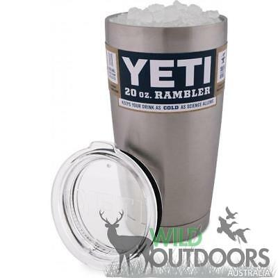 Yeti - Rambler™ 20 oz (591 ml) Tumbler with Lid