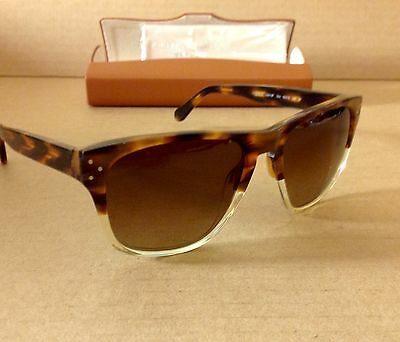 NEW Oliver Peoples Sunglasses OV 5206 S 1234/9P Daddy B Squared (DBS) Mixed Tort