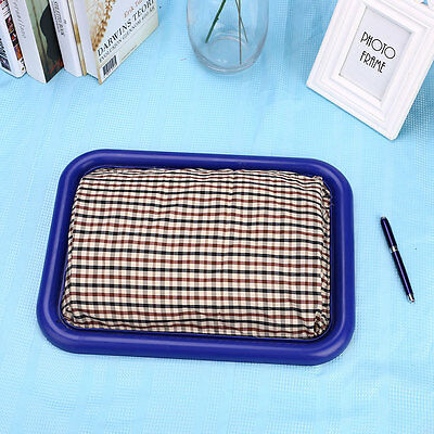 Portable Handy Lap Tray Tablet Notebook Table Mat Pad Cushion Writing Desk