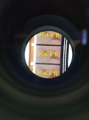 16mm Film Tv Show mash