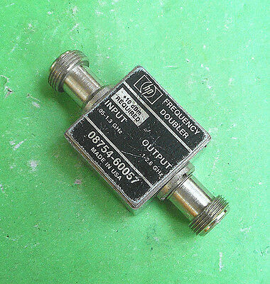 1pc Used Good HP 08754-60057 0.05-1.3GHz/0.1-2.6GHz N Frequency Doubler