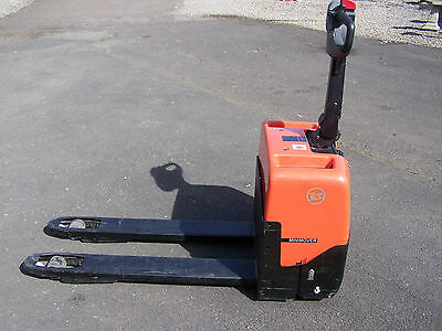 Pallet truck electric, BT (Toyota) pallet lifting truck Electric fork truck