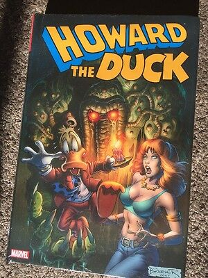 Howard The Duck Marvel Omnibus (New and Sealed, UK Seller)