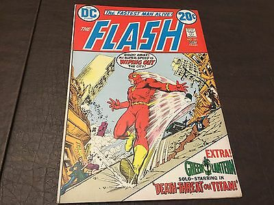 The Flash #221 FN/VF