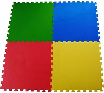 TikkTokk Official Play Mats SET OF 4 EXTRA THICK RRP £40