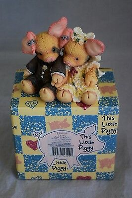 To Hog and to Hold , This Little Piggy. by Enesco
