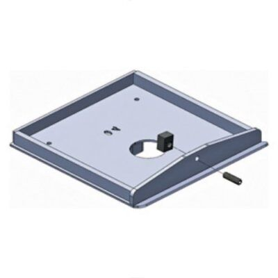 Pullrite 331757 Cap And Plate Quick Connect