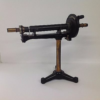Antique Polarimeter by W & J George Becker Rare Scientific Optical Instrument