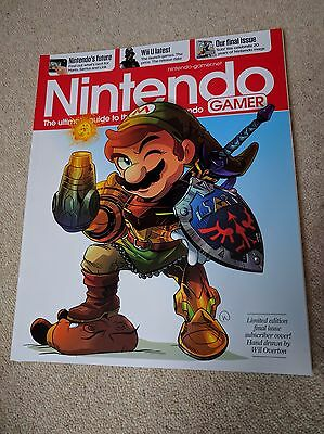 Nintendo Gamer Magazine Issues 71-80 (INCLUDES LIMITED SUBSCRIBER FINAL ISSUE)