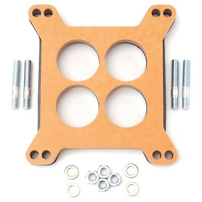 Edelbrock 8723 4-Barrel Carburetor Spacers