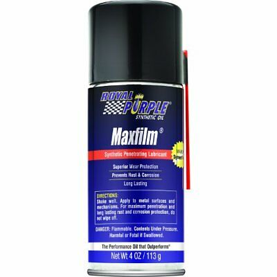 Royal Purple 10035 Maxfilm Aerosol 4 Oz Can
