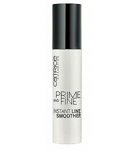 Catrice Cosmetics Prime And Fine Corrector lines expression