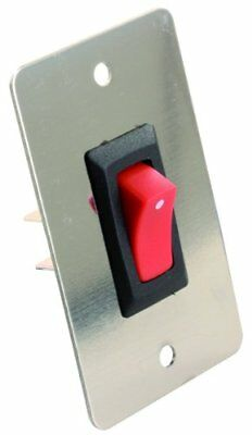Jr Products 13885 Chrome Plate On/Off Switch