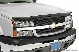 Trail FX Bed Liners 8707 Trail Fx 8707 Hood Protector - Wrap-Around; Smoke; Acry
