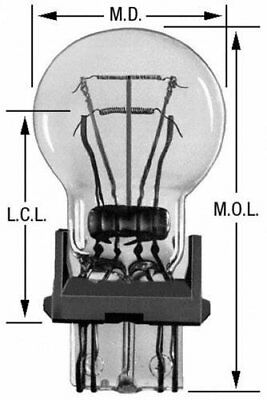 Tail Light Bulb Wagner Lighting 3057