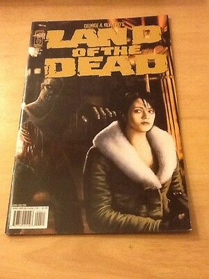 George A Romero's Land of the Dead 4 Cover A