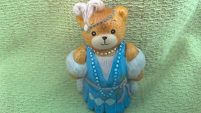 Lucy Riggs Flapper Bear- Hard To Find!!