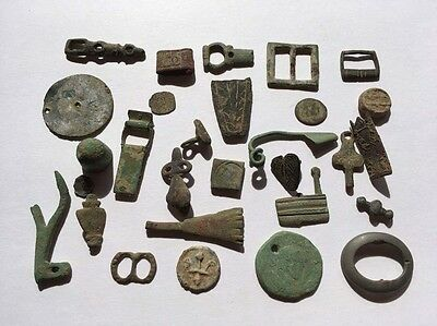 Metal Detecting Finds Group