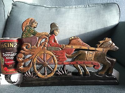 Indonesia Wooden Folk Art Carving