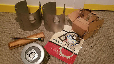 Various Cessna and Other Aircraft Parts lot