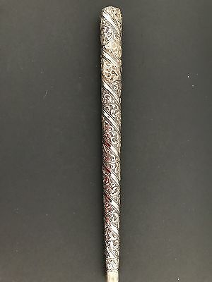Kutch Silver Parasol Handle #2 - Large