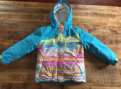 GIRLS Winter COAT Jacket ZEROXPOSUR SIZE S 7/8!