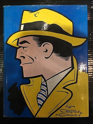 Celebrated Cases of Dick Tracy 1931-1951 (1970) Chester Gould Hardback Bonanza