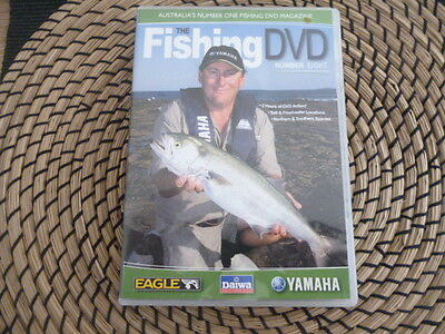 the fishing dvd number 8  2 hrs of fishing action salt and freshwater Location