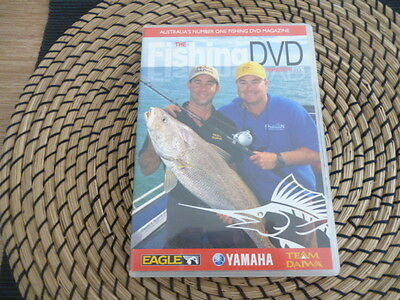 the fishing dvd number six  2 hrs of fishing action salt and freshwater Location