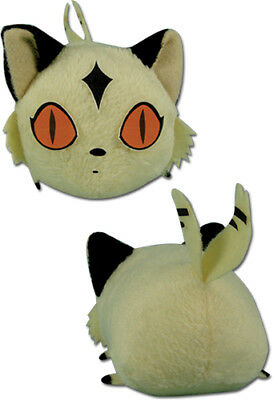 "Plush - Inu Yasha - New Mini 3"" Kirara Toys Soft Doll ge52885"