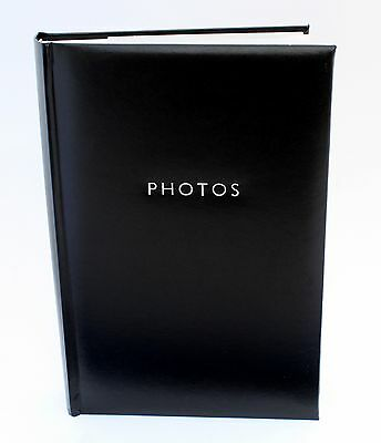 300 Photo Slip In Archival Quality Photo Album Black Cover