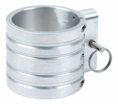 H3R Performance Bb250B Brushed Billet Fire Extinguisher Band Clamp