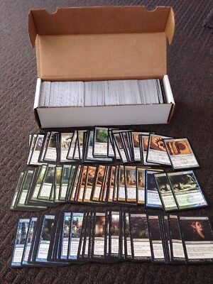 MTG Mixed Commons And Uncommons Innistrad - Return To Ravnica Blocks