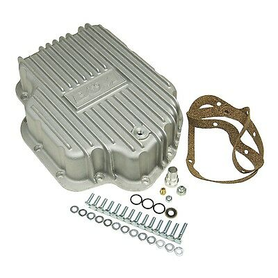 B&M 20280 Cast Aluminum Automatic Transmission Oil Pan