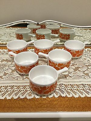 Staffordshire Potteries Soup Bowls