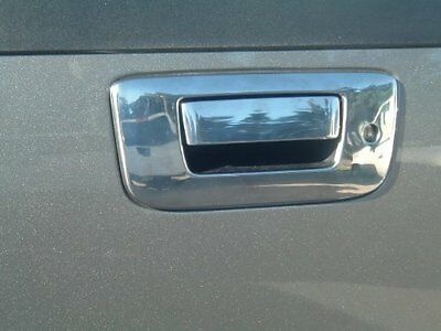 Tfp 622Cavt Tailgate Handle Cover With Camera For Chevrolet Silverado/Sierra