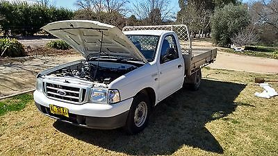 2006 Ford Courier Ute. Turbo diesel. 106000 kms. 12 months rego.