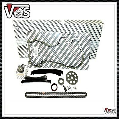 Kit Catena Distribuzione Originale  Per  Fiat Punto Evo 1.3 Multijet 71776647