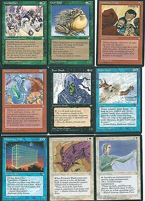 Magic the Gathering Ice Age mixed common lot 6